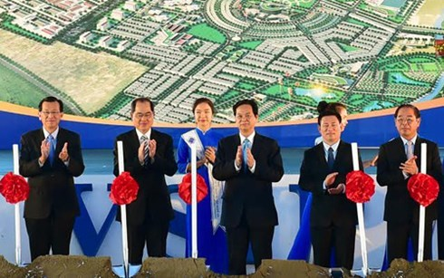 Seventh Vietnam-Singapore Industrial Park built in Nghe An hinh anh 1