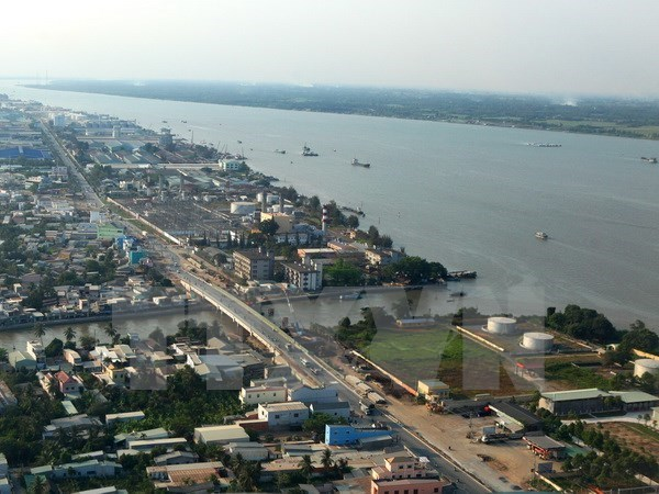 Can Tho: Over 380 million USD spent on urban core area's upgrade hinh anh 1