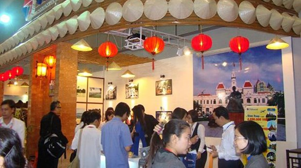 Vietnam travel firms join int'l tourism fair in Moscow hinh anh 1