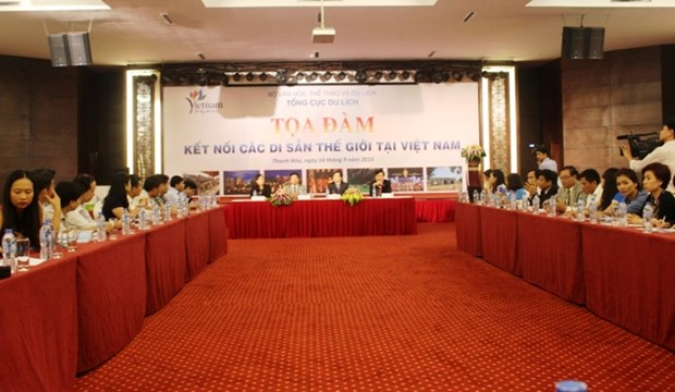 Thanh Hoa seeks ways to connect heritage sites hinh anh 1