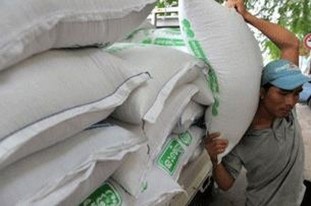 Cambodia: million-tonne rice export goal unlikely hinh anh 1