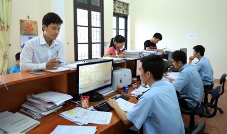 IT plays vital role in tax reform hinh anh 1