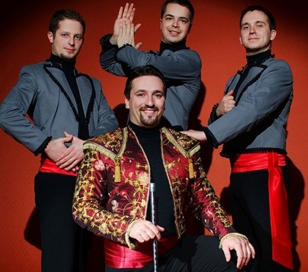 Hungarian dance troupe to perform in Vietnam hinh anh 1