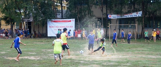 FFAV wins best NGO award hinh anh 1