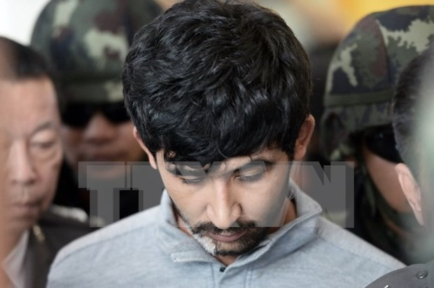 Thailand issues arrest warrant for Pakistani man hinh anh 1