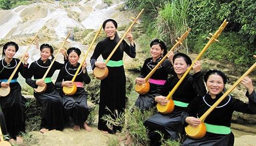 Festival celebrates ethnic then singing hinh anh 1