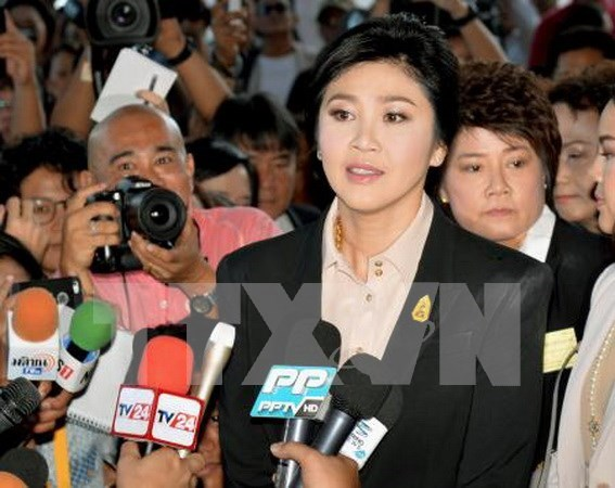Thailand: former PM Yingluck to pay for rice scheme hinh anh 1