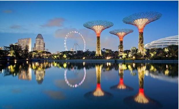 Singapore upbeat about meeting tourism target hinh anh 1