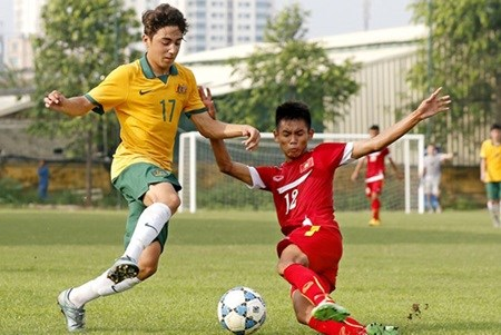 Australia defeat Vietnam to advance to finals of U16 hinh anh 1