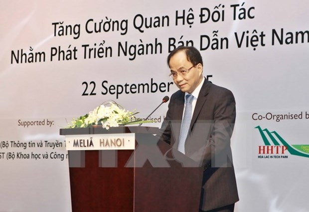 Conference seeks to boost micro-, nano-electronics industries hinh anh 1