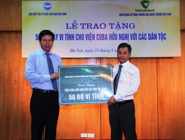 Vietnam supports Cuba in human resource training hinh anh 1