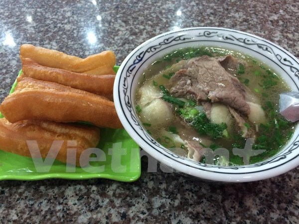 """""""Pho"""" named most iconic dish in Vietnam hinh anh 1"""