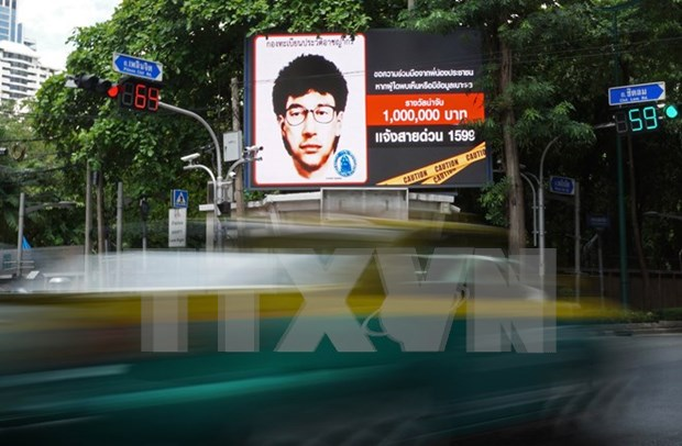 Thai police fly to Malaysia to verify shrine bomb suspect hinh anh 1