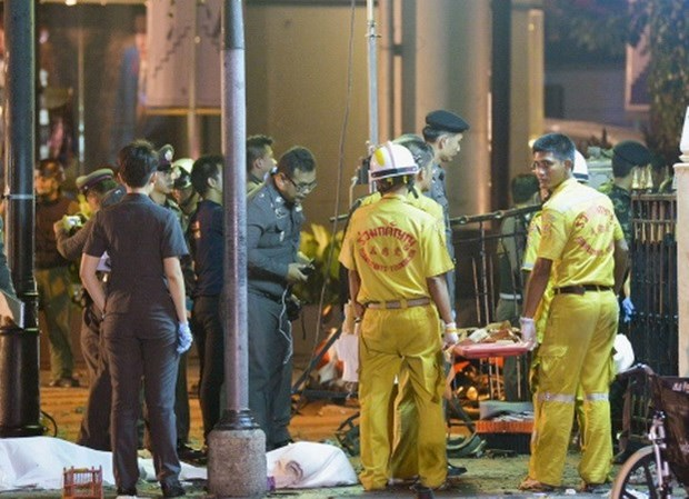 Thailand issues arrest warrant for 14th suspect in Bangkok bombings hinh anh 1