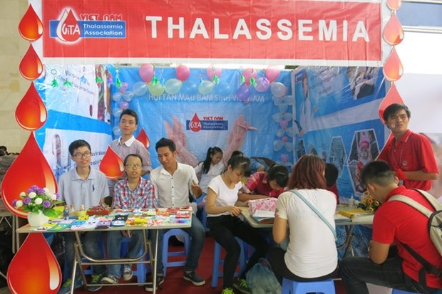 First national workshop on thalassemia in Hanoi hinh anh 1
