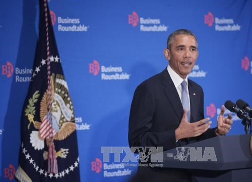 US called for talks on Asia-Pacific trade deal next week hinh anh 1