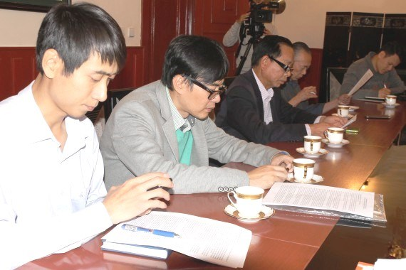 Vietnamese Czechs assess likely impact of migrant crisis hinh anh 1