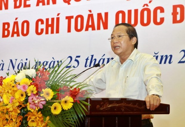 More print newspapers to shift to e-versions: proposal hinh anh 1
