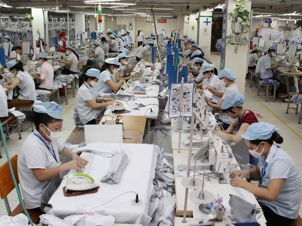 APEC ministers seek to promote SME integration hinh anh 1