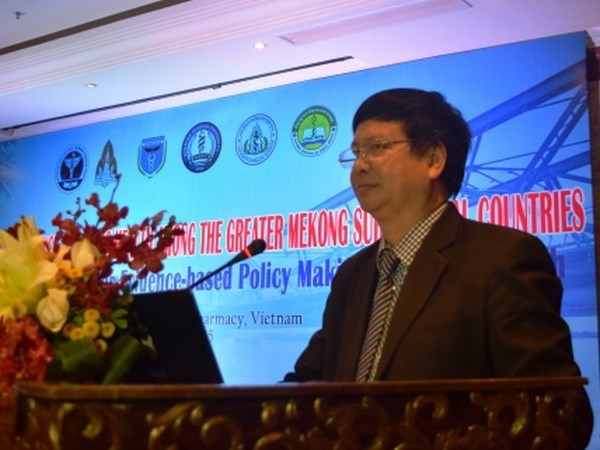 Central province holds conference on public health in GMS hinh anh 1