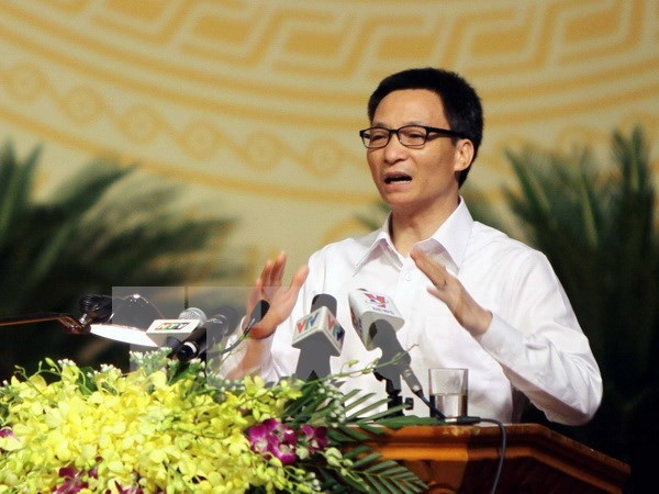 Deputy PM: stronger efforts needed in education development hinh anh 1