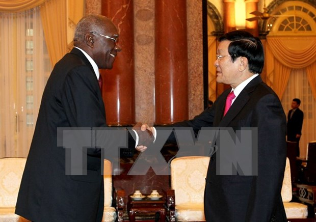 President Truong Tan Sang to visit Cuba in late September hinh anh 1