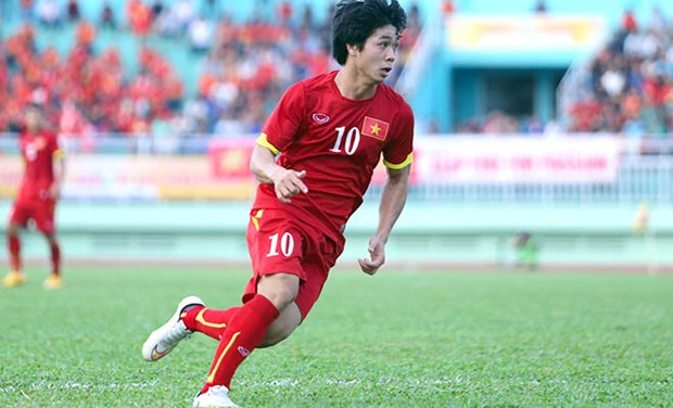 Vietnamese footballers to play in Japan's J.League 2 hinh anh 1