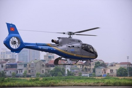 Vietnam helicopter tourism begins hinh anh 1
