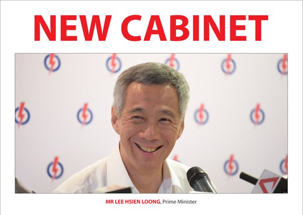 Singapore's PM names three coordinating ministers hinh anh 1