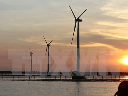 Barriers to Vietnam's wind energy remain hinh anh 1