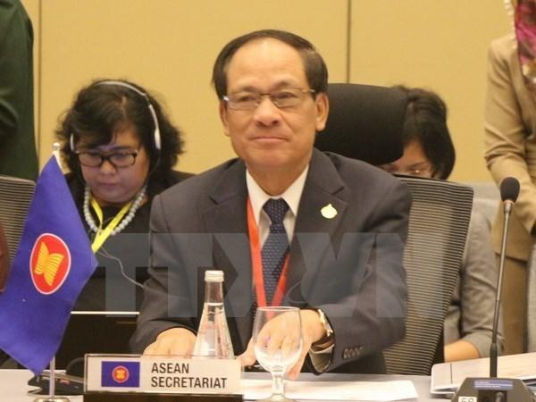 ASEAN, UN foster comprehensive partnership hinh anh 1