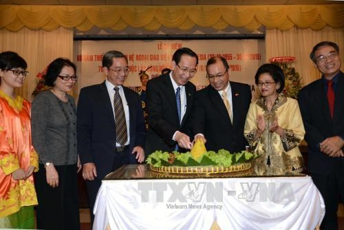 Indonesia's 70 years of independence celebrated in Hanoi hinh anh 1