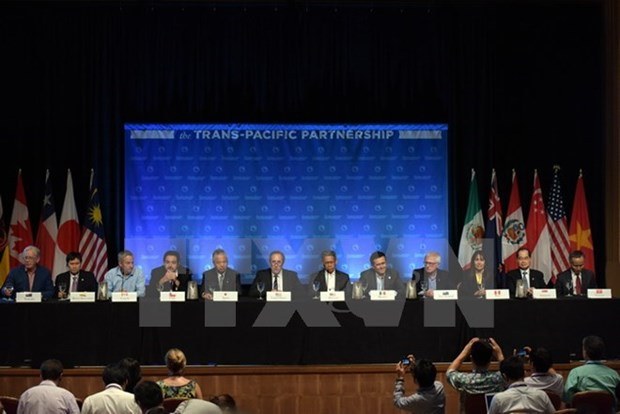 TPP trade ministers try to bridge differences in Atlanta hinh anh 1
