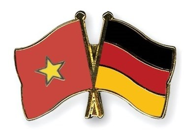 Vietnam-Germany diplomatic relations marked in HCM City hinh anh 1