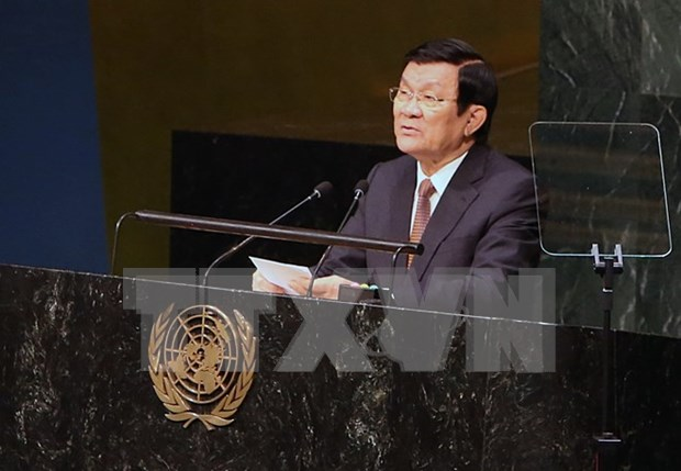 UN Summit participation, Cuba visit illustrate Vietnam active globally hinh anh 1