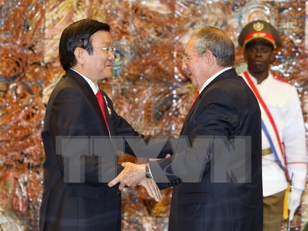 UN Summit participation, Cuba visit illustrate Vietnam active globally hinh anh 2