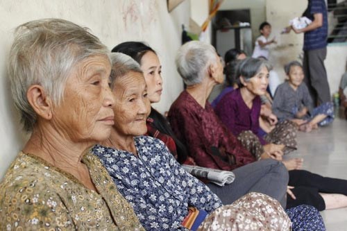 Aging population creates both opportunities and challenges hinh anh 1