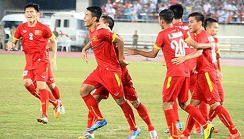 Football: Vietnam cruise past Brunei in AFC U-19 qualifier hinh anh 1
