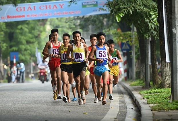 Hanoi race for amateur runners crosses finishing line hinh anh 1