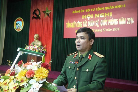 Four new Deputy Ministers of National Defence appointed hinh anh 1
