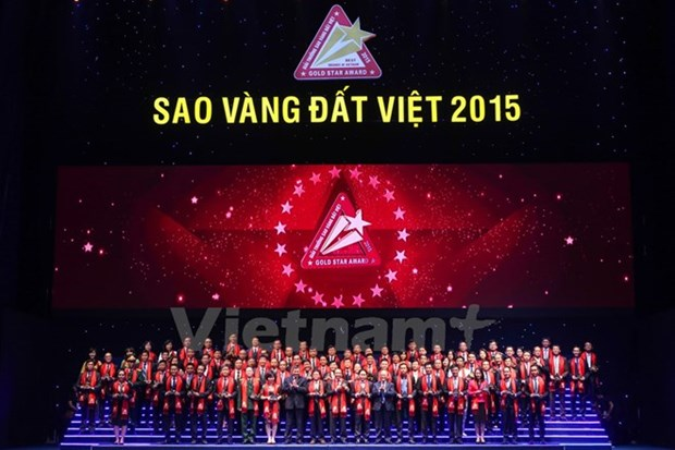 Vietnamese top brands receive recognition hinh anh 1