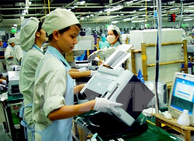 FDI jumps over 53 percent in nine months hinh anh 1