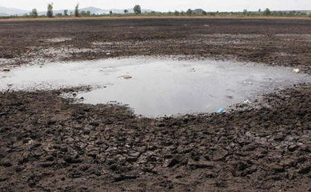 Water reserves in Central Highlands running low hinh anh 1