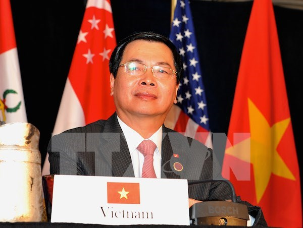 Vietnam to receive various benefits from TPP agreement hinh anh 1