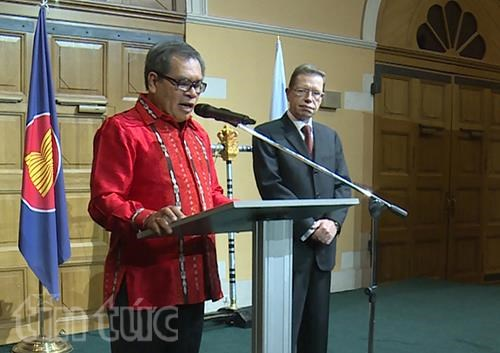 ASEAN Day marked in Russia hinh anh 1