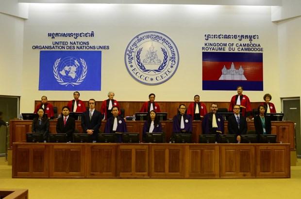 Australia pledges extra 2.3 mln USD to Khmer Rouge Tribunal hinh anh 1