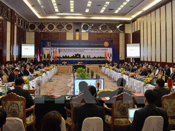 ASEAN Ministers on Energy Meeting opens in Kuala Lumpur hinh anh 1