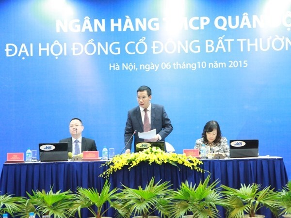 MBBank to merge with Song Da Finance hinh anh 1