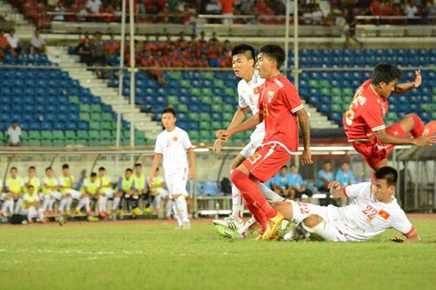 Vietnam through to AFC final hinh anh 1