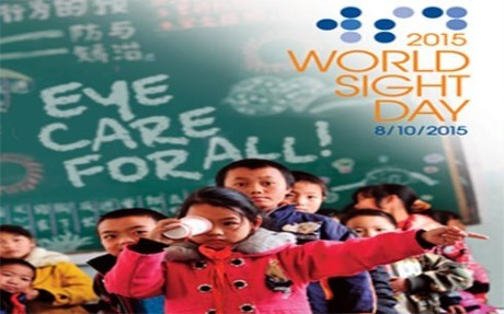 World Sight Day observed in Vietnam hinh anh 1